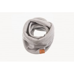 Komin Tube Warmy Light Grey