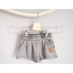 Szorty Girls' Short Grey