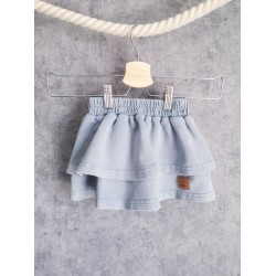 Spódnica Summer Blue Wavy Skirt